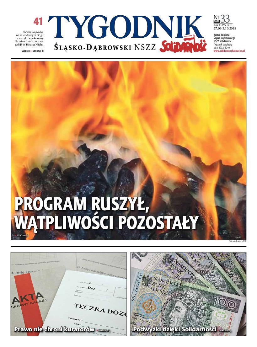 Tygodnik Śląsko-Dąbrowski NSZZ Solidarność